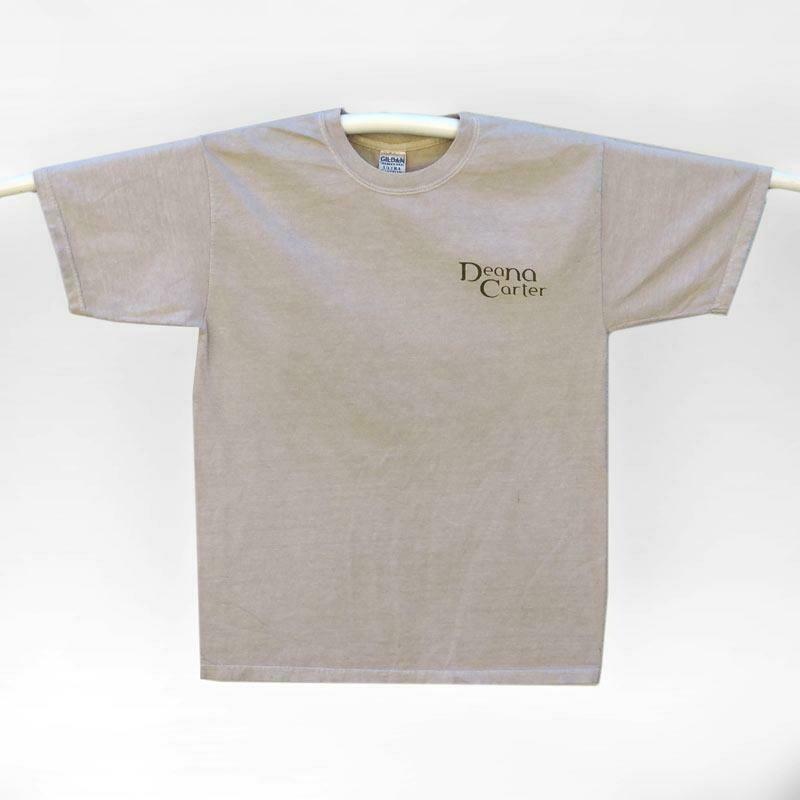 Deana Carter Story of My Life T-shirt -TAN - LARGE