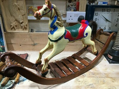 Miniature Rocking Galloper