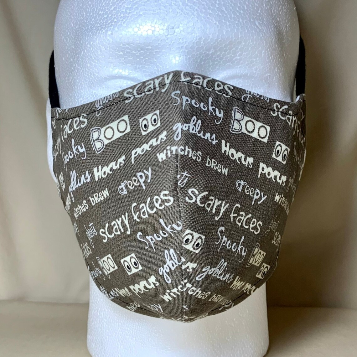 Boo Face Covering - Large - Non-Medical
