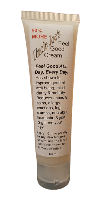 Uncle Joe's Feel Good Cream