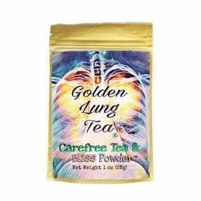 Carefree Tea & Bliss Powder