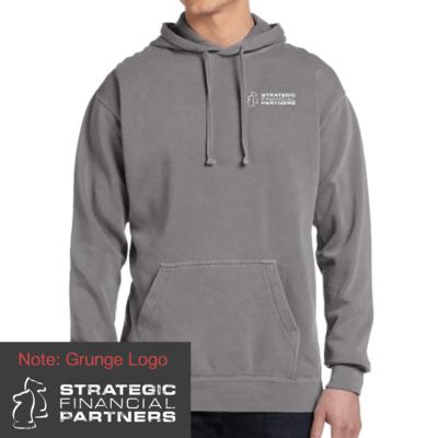 Branded Comfort Colors Hoodie - Grey