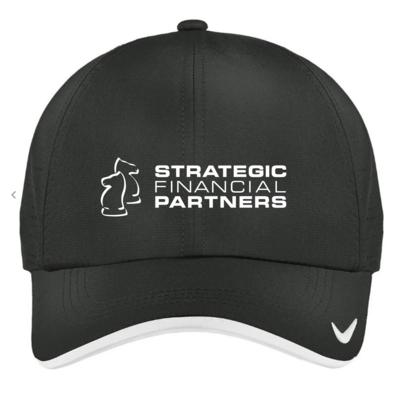 Branded Golf Hat - Dark grey