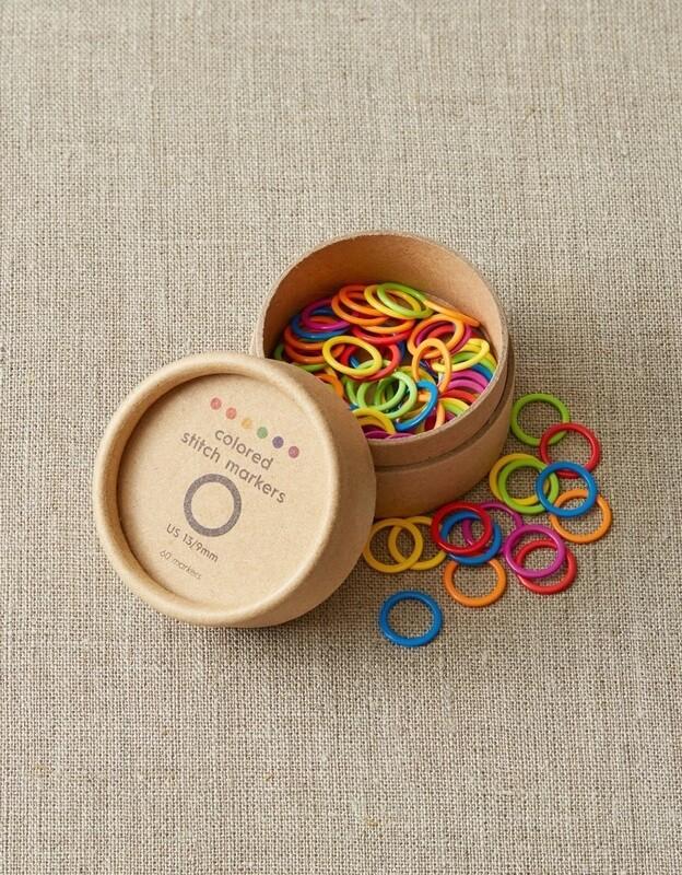 Colored Solid Stitch Marker