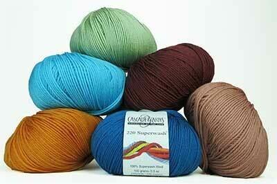 220 SuperWash Wool