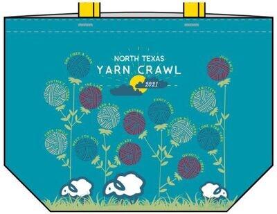 Yarn Crawl Totes
