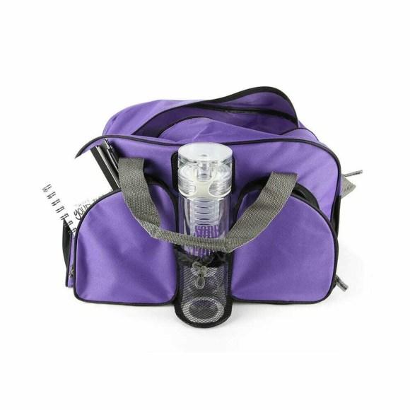 Purple Motivational Gym Bag®