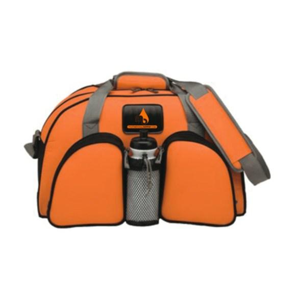 Orange Motivational Gym Bag®