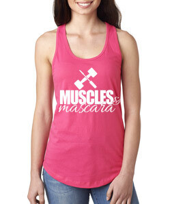 Motivational Tank Top® Muscles (XS)