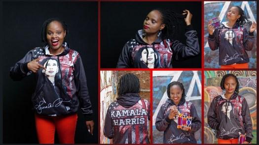 Kamala Harris Sublimation Jersey