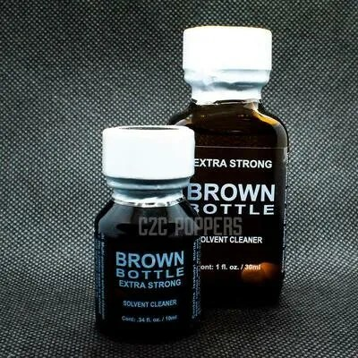 Brown Bottle Cleaner