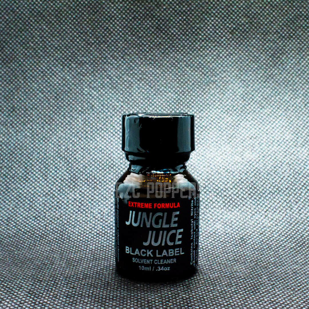 Jungle Juice Black Poppers