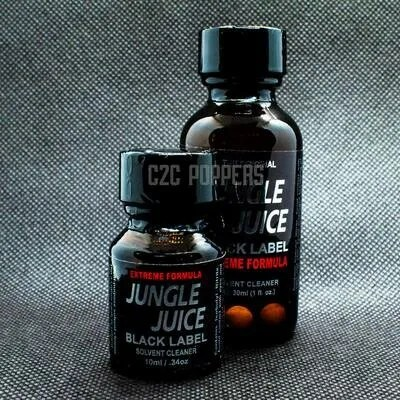 Jungle Juice Black Cleaner