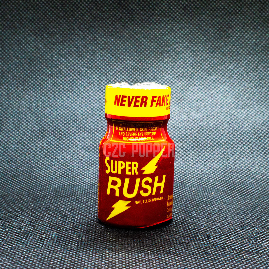 Super Rush Nail Polish Remover