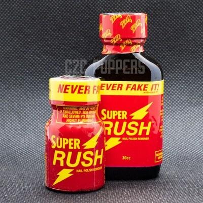 Super Rush Nail Polish Remover