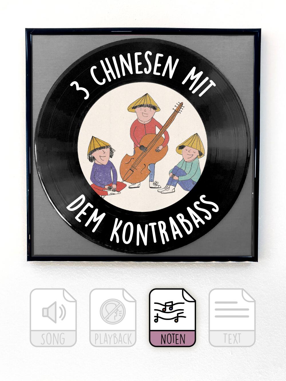 3 Chinesen mit dem Kontrabass