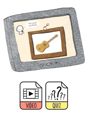 Lernvideo: Die Gitarre