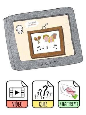 Lernvideo: Rhythmussprache