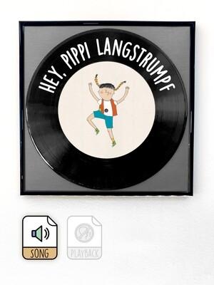 Hey Pippi Langstrumpf