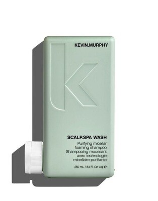Scalp spa wash