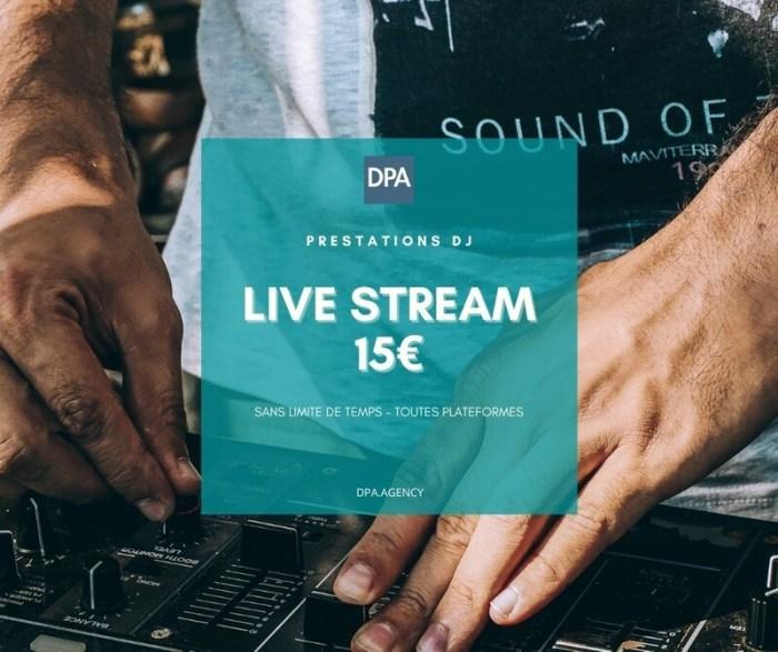Dj / Livestream / Web
