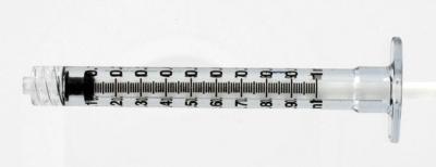 Siringhe BD Plastipak™ Luer-Lok™,senza ago 1 ml, 80.000 pezzi