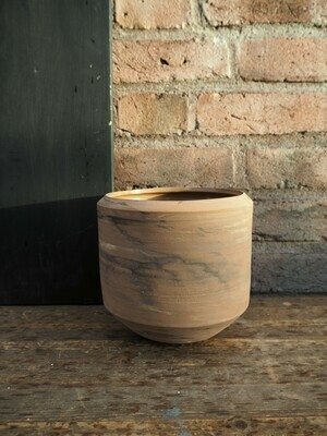 BEIGE- Indoor plant pot - Interior Design