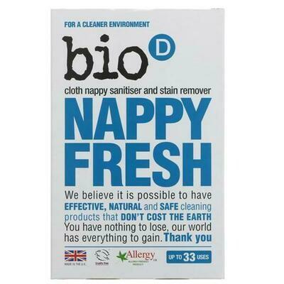 Bio D Nappy Fresh 500g