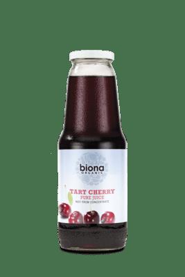 Biona Organic Tart Cherry Juice 1L