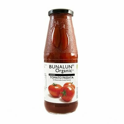 Bunalun Organic Tomato Passata 680g