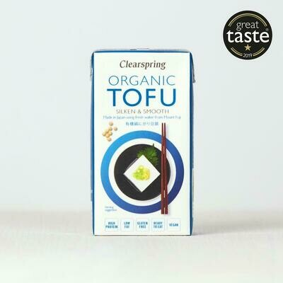 Clearspring Organic Long Life Silken Tofu 300g