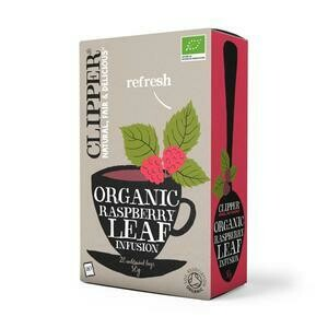 Clipper Organic Raspberry Infusion 20 bags