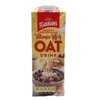 Flahavans Oat & Calcium Drink 1Lt