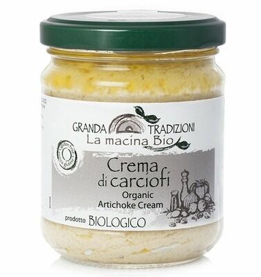 Granda Tradizioni Organic Artichoke Cream 130g