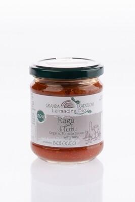 Granda Tradizioni Organic Tomato Sauce & Tofu 180g
