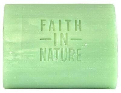 Faith In Nature Soap Bar Aloe Vera 100g.