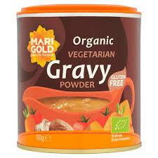 Marigold Organic Vegan Gravy Mix 110g