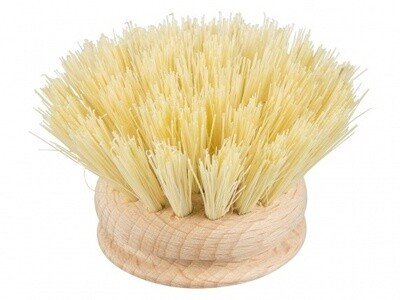 Memo Replacement Wooden Washing Up Brush Head