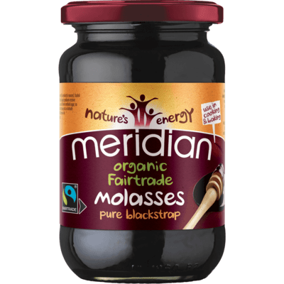 Meridian Organic Fairtrade Molasses 600g
