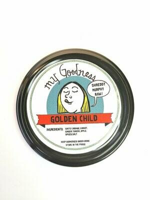 My Goodness Golden Child Sauerkraut 400g