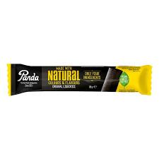 Panda All Natural Soft Liquorice Bar Original 32g