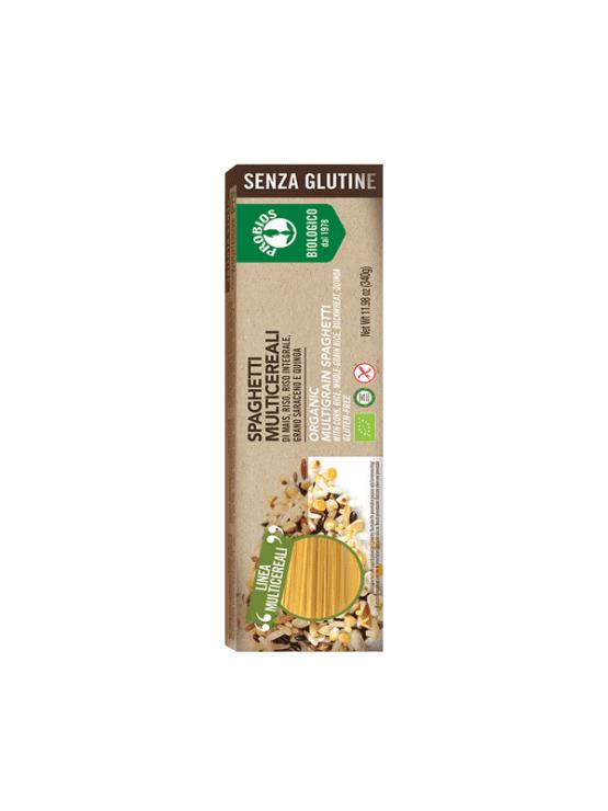 Probios Organic Multigrain Spaghetti (Gluten-Free) 340g