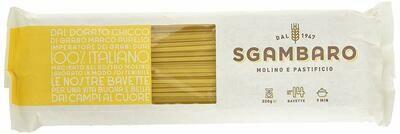 Sgambaro Pasta Bavette No.14 500g