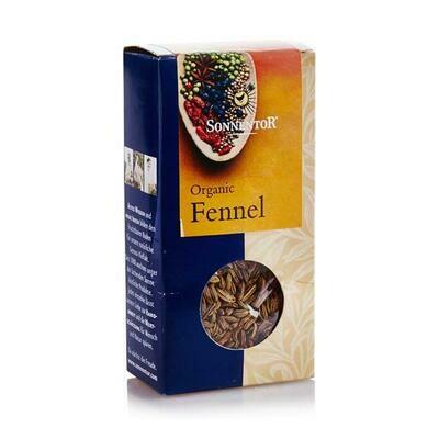 Sonnentor Organic Fennel Seeds 40g