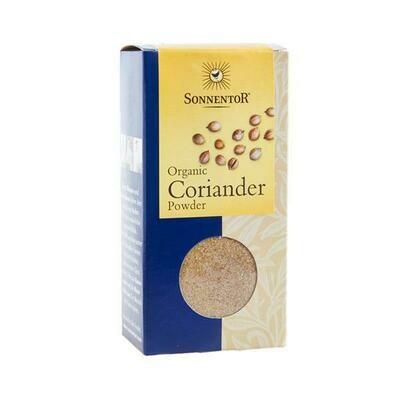 Sonnentor Organic Ground Coriander 40g