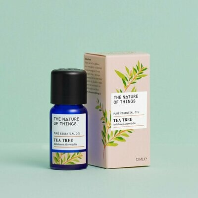 The Nature Of Things Tea Tree Essential Oil 12ml