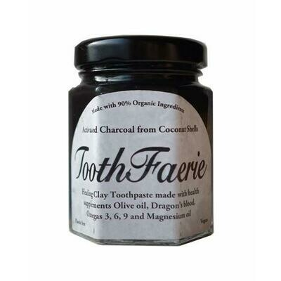 ToothFaerie Activated Charcoal 85ml
