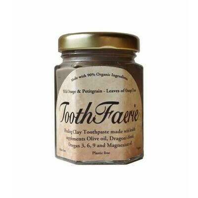 ToothFaerie Orange and Petitgrain 85ml