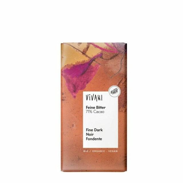 Vivani Organic Dark Chocolate 71% 100g