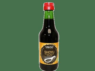 Yakso Organic Soya Sauce 250ml